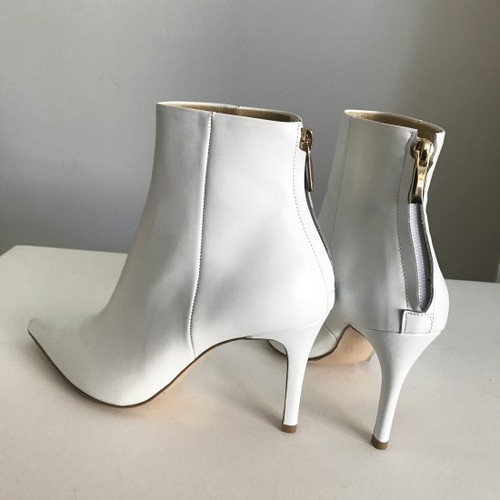 Zanotti leather ankle