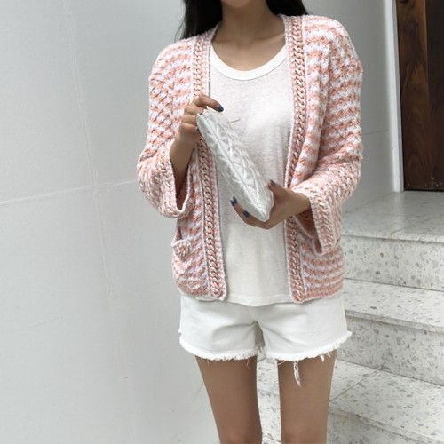 chane summer cardigan