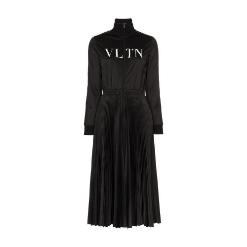 valentin* long dress