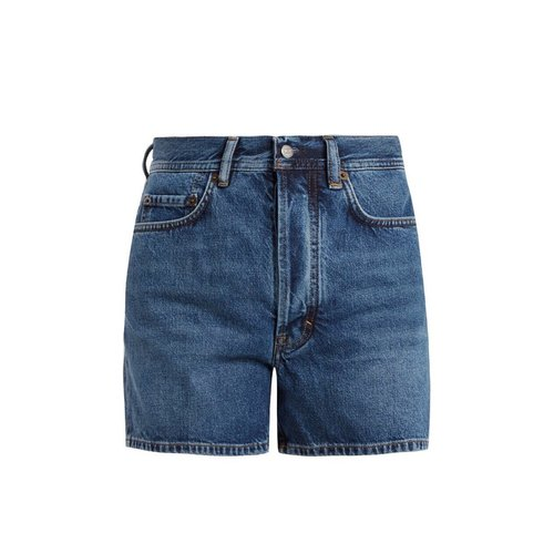Basic short denim