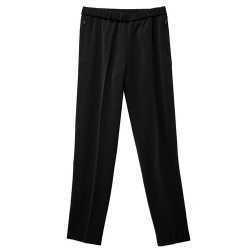 band zip slacks