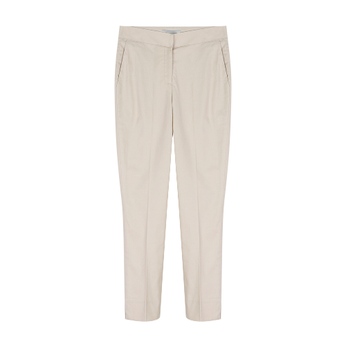easy linen slacks