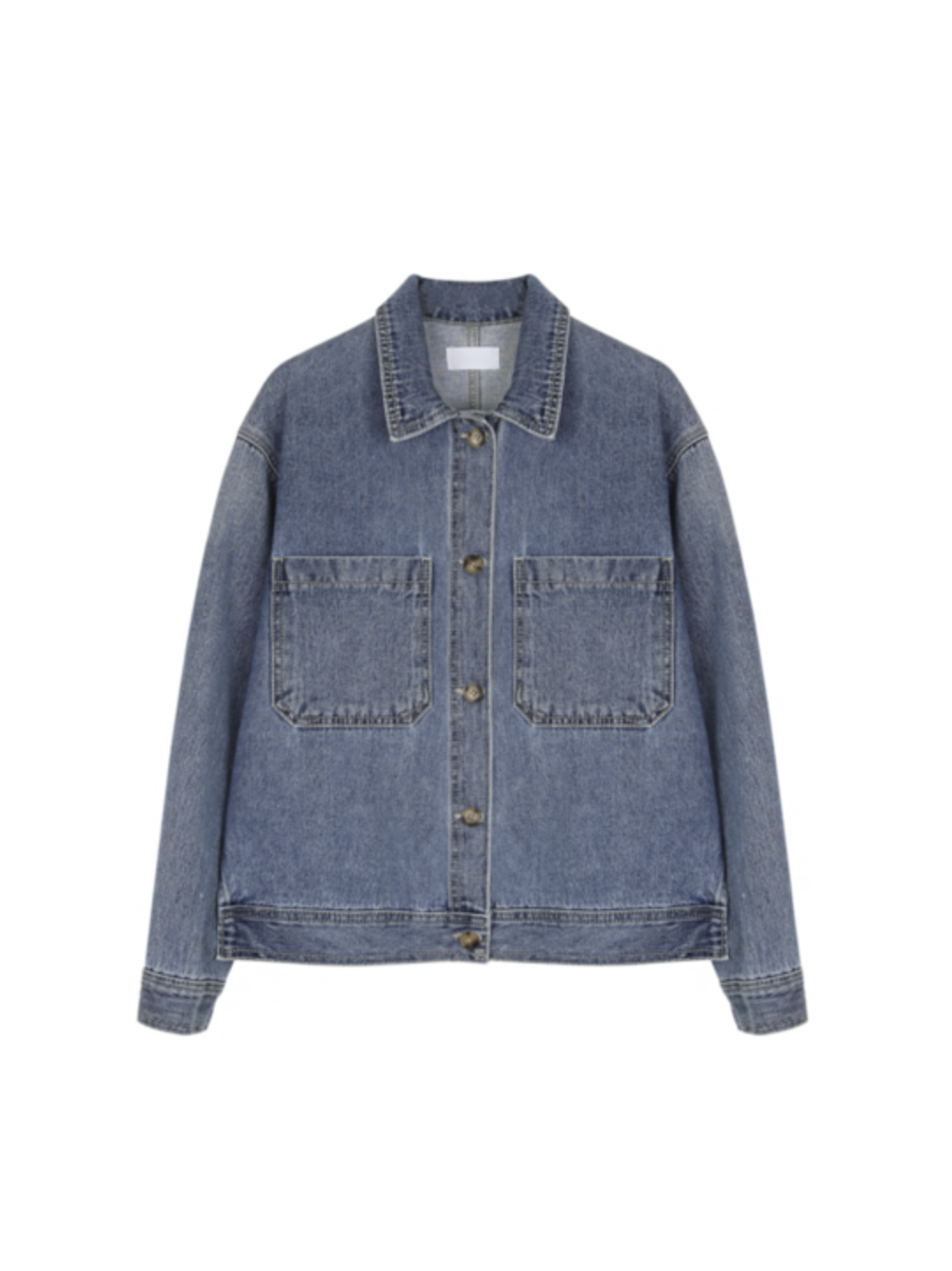 (바로배송) basic denim jacket