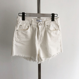 cutting short pants