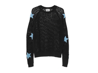 Zoe karsse* star knit